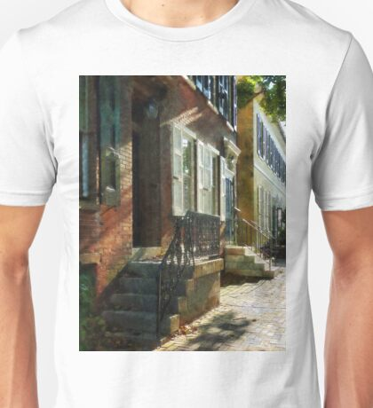 New Castle Delaware Street Unisex T-Shirt