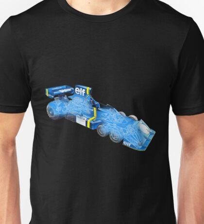 P34 Tyrell drawing mode Unisex T-Shirt