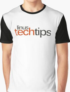 Linus Tech Tips Graphic T-Shirt