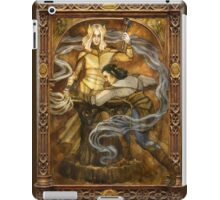 Annatar and the craft of ring-making iPad Case/Skin