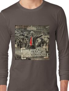 The Shankly Way Long Sleeve T-Shirt