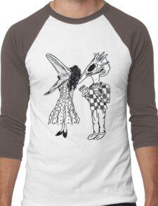 beetlejuice beetlejuice beetlejuice Men's Baseball ¾ T-Shirt