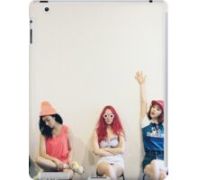White Wall iPad Case/Skin