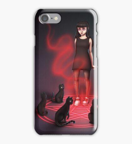 Emily the Strange iPhone Case/Skin