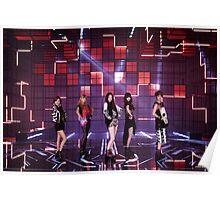 F(x) on the stage Poster