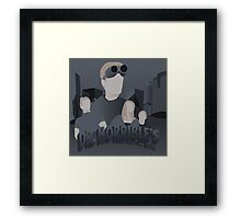Doctor Horrible's Sing-Along Blog Framed Print