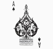 The Shadowhunters-poker One Piece - Short Sleeve