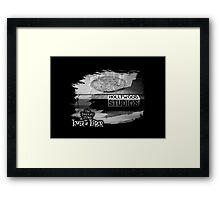 Tower of Terror Framed Print