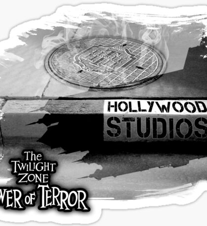 Tower of Terror Sticker