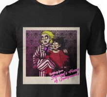 Spoopy House of Jumpscares Unisex T-Shirt