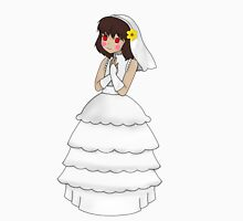 Wedding Dress Chara - Undertale Unisex T-Shirt