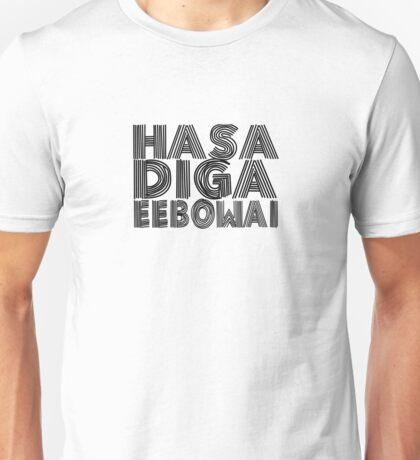 HASA DIGA EEBOWAI - The Book Of Mormon Unisex T-Shirt