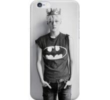 Black Sehun king iPhone Case/Skin