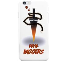 Devil Daggers  iPhone Case/Skin