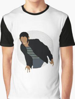 Teen Wolf Pack Graphic - Scott Graphic T-Shirt
