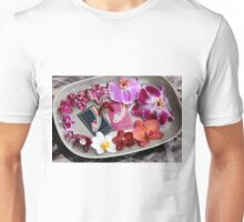 A Collector's Plate Unisex T-Shirt