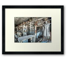 The General Store, Bodie Ghost Town Framed Print