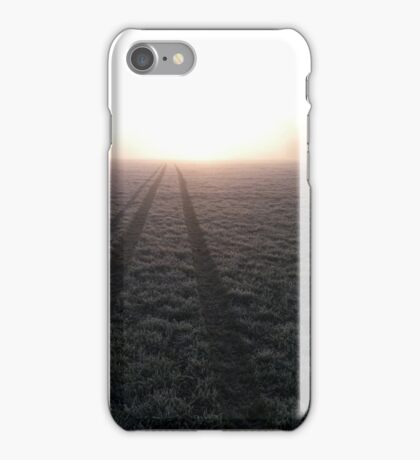 Following the unknown  iPhone Case/Skin