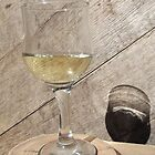 Wine Glass by janinart
