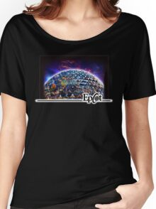 Attractions of Epcot Women's Relaxed Fit T-Shirt