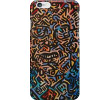 Abstract Criminal No.3 iPhone Case/Skin