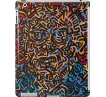 Abstract Criminal No.3 iPad Case/Skin
