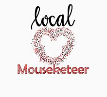 Local Mouseketeer Womens Fitted T-Shirt