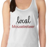 Local Mouseketeer (plain) Women's Tank Top