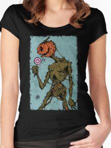Pumpkin Thing Women's Fitted Scoop T-Shirt
