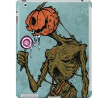 Pumpkin Thing iPad Case/Skin