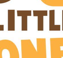 Little honey bear Sticker