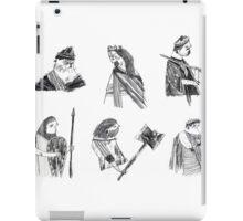 Off to War iPad Case/Skin