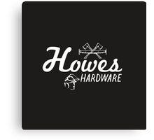 Howe's Hardware Canvas Print