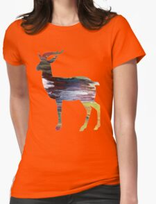 Antelope Womens Fitted T-Shirt