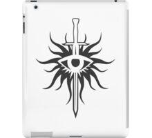 Dragon Age Inquisition Logo iPad Case/Skin