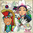 NDN love song by mylittlenative