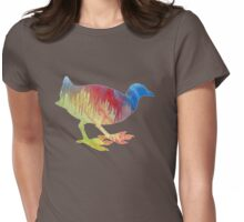 Moorhen Womens Fitted T-Shirt