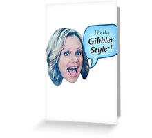 Fuller House - Do it Gibbler Style Greeting Card