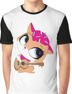 Sugar Sprinkles Graphic T-Shirt