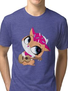 Sugar Sprinkles Tri-blend T-Shirt