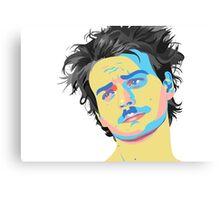 Mac Attack Canvas Print