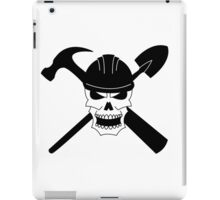 A Pirate By Trade iPad Case/Skin
