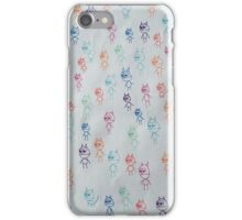 Full Scale Kitty Invasion iPhone Case/Skin