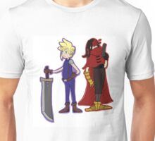 Dr. Seuss Final Fantasy VII Unisex T-Shirt