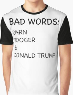 Fuller House Bad Words Graphic T-Shirt