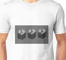 Seaweed Cubes Unisex T-Shirt
