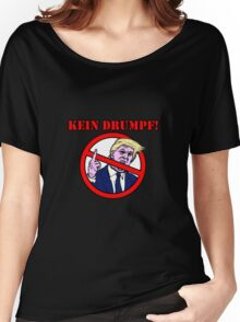 Kein Drumpf! Women's Relaxed Fit T-Shirt