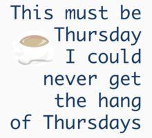Thursdays Kids Tee