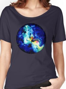 Nebula  Women's Relaxed Fit T-Shirt