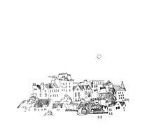 Edinburgh by Peony Gent